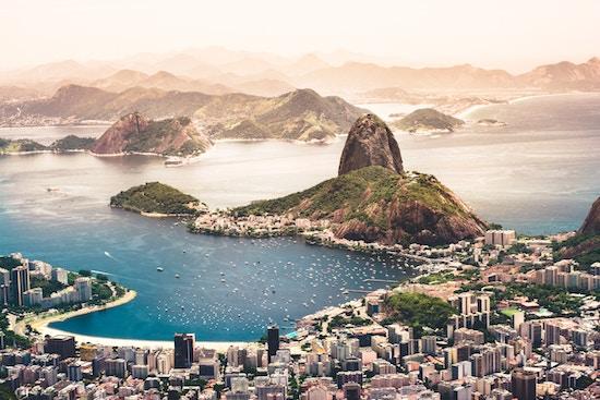 Coup de Foudre de Brésil : les villes touristiques au Brésil !