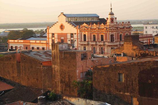 On s'étend bien au Paraguay !