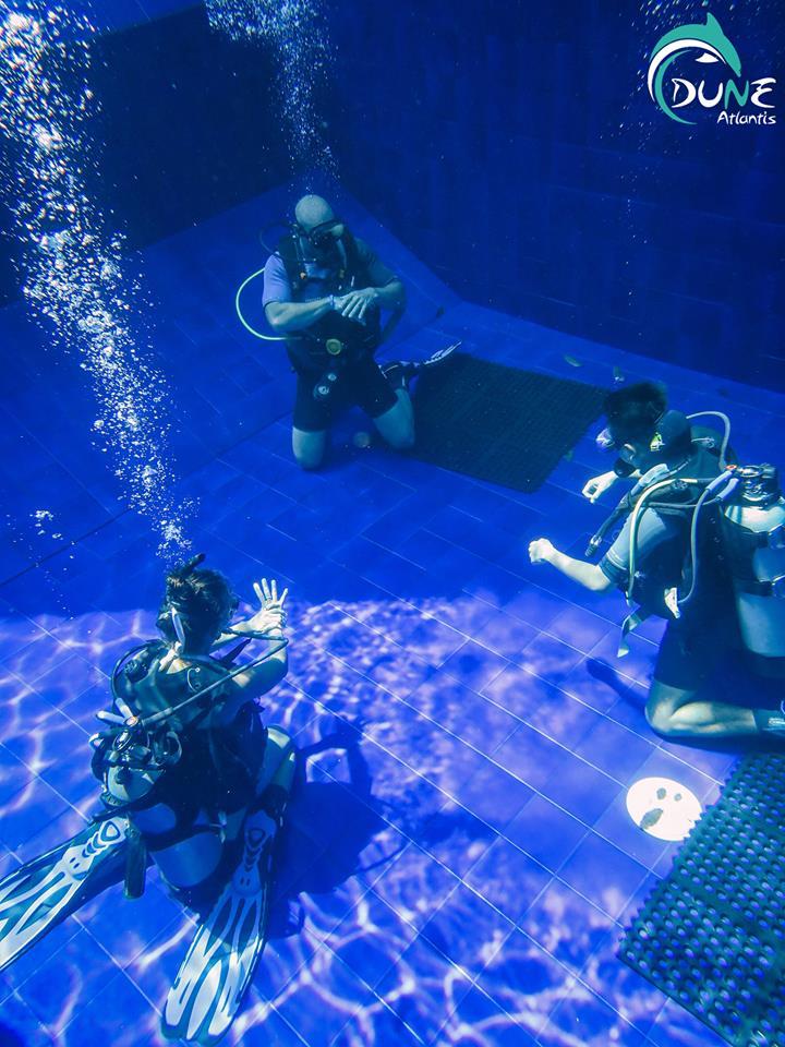 Baptême Plongée Bali: quels avantages?