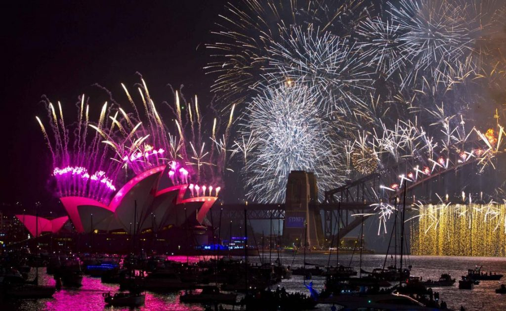 Comment le monde célèbre le Nouvel An