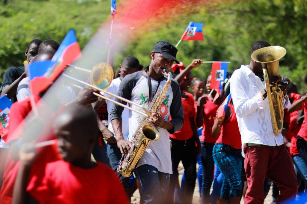 Le français est aussi parlé aux Caraïbes: Haïti